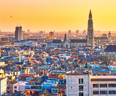 City of Antwerp at sunset | © Photo: Shutterstock