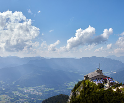 Eagle´s Nest Berchtesgaden | © Photo: Shutterstock