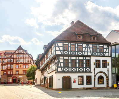 Luther House Eisenach  | © Photo: Shutterstock
