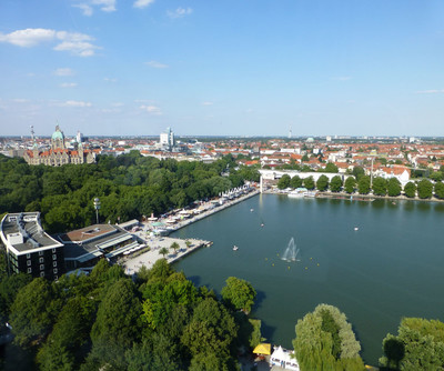 Maschsee, Hannover | © Photo: Shutterstock