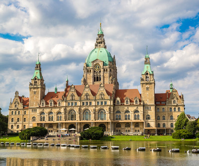 Town Hall, Hannover  | © Photo: Shutterstock