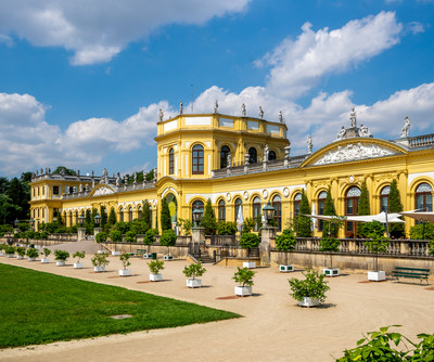 Castle Orangerie, Kassel | © Photo: Shutterstock