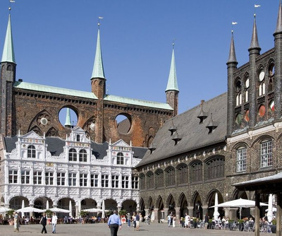 Luebeck Town Hall