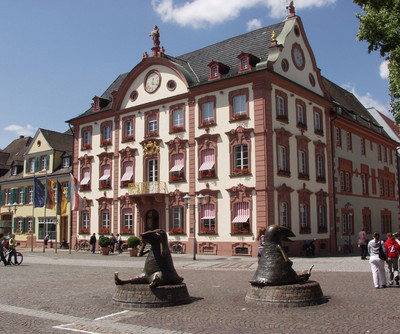 Town Hall of Offenburg | © Photo: Stadt Offenburg