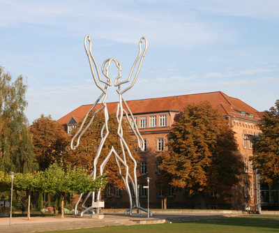 Freedom - Male/Female - Monument  | © Photo: Stadt Offenburg