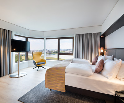 Crowne Plaza Duesseldorf Neuss  Premium room