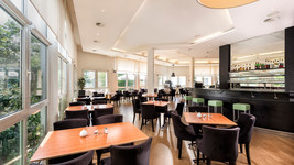 Restaurant Days Inn Hotel Dessau
