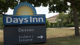 Days Inn Hotel Dessau Logo