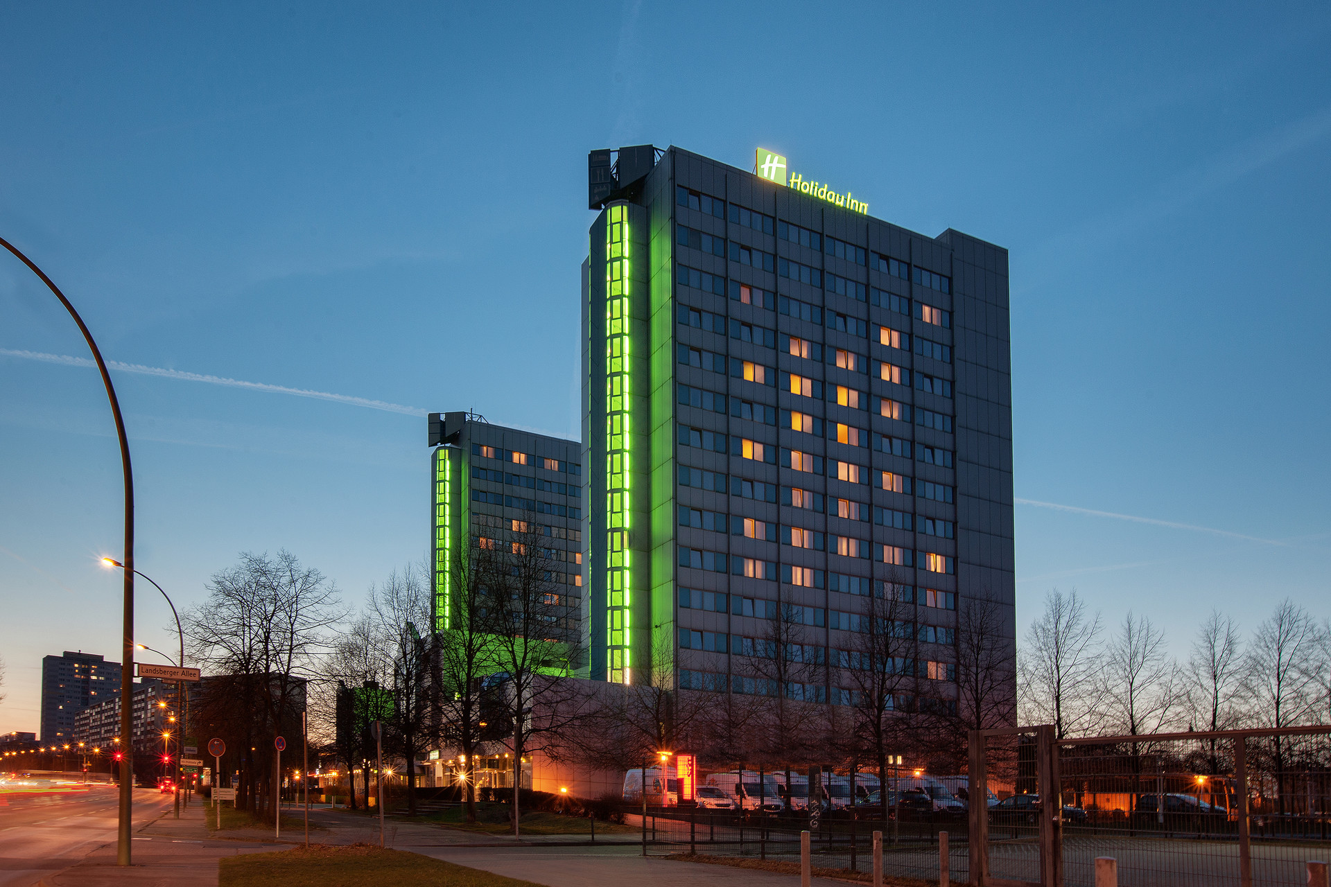 Holiday Inn Hotel Berlin City East