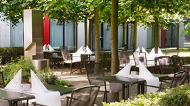 Holiday Inn Berlin City West Terrace