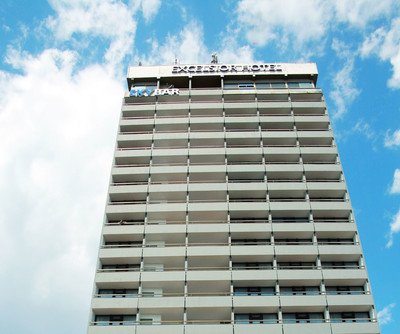 Excelsior Hotel Ludwigshafen Hotels Ansicht