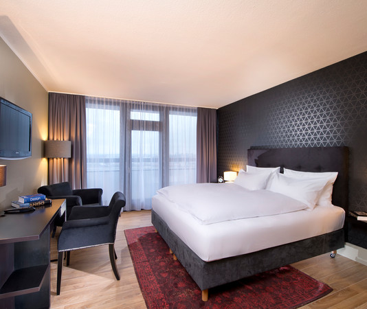 Double room Hotel Excelsior Ludwigshafen