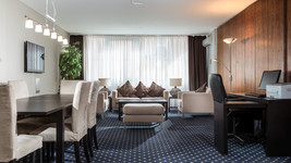 Best Western Hotel Frankfurt  Airport Neu-Isenburg Business Lounge