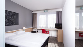 DZ Hotelzimmer Rooms ibis Berlin Airport Tegel | © ibis Berlin Airport Tegel