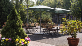 Terrace Restaurant ibis Berlin Airport Tegel | © ibis Berlin Airport Tegel