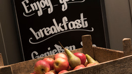 Ibis Hotel Dortmund West Breakfast detail