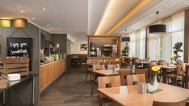 Ibis Hotel Dortmund West Breakfast room