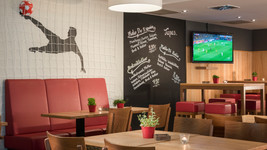 ibis Hotel Dortmund West Hotel bar