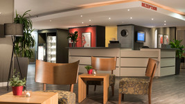 ibis Hotel Dortmund West Reception