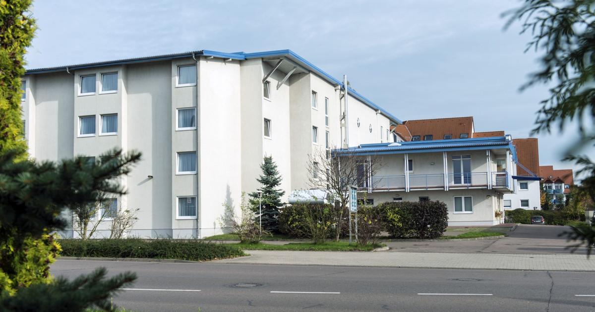 ibis hotel leipzig nord ost hotel garni leipzig. Black Bedroom Furniture Sets. Home Design Ideas
