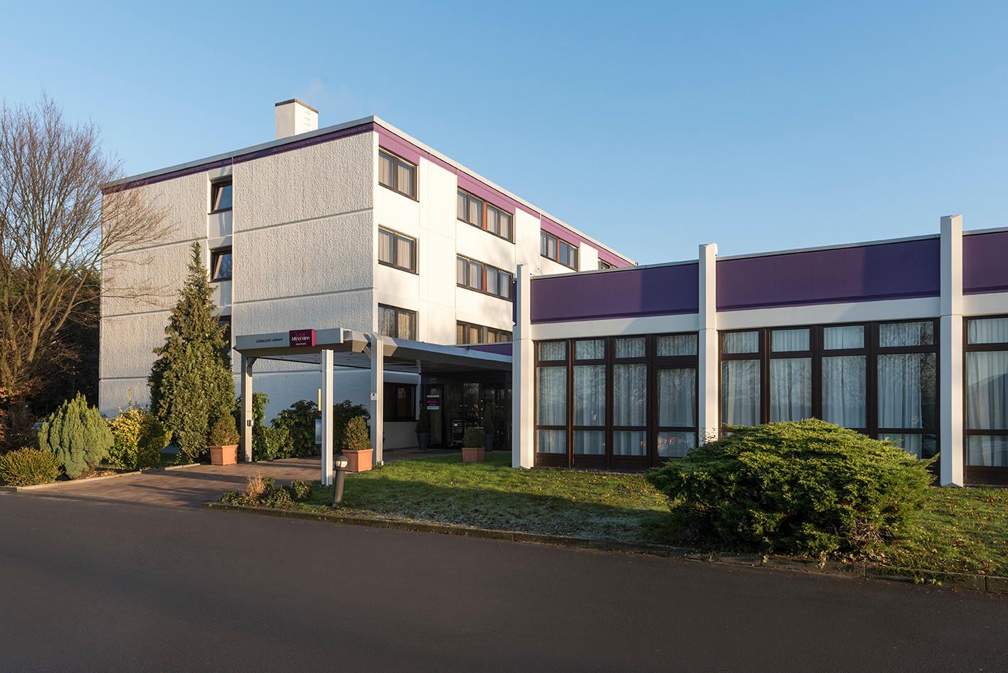 Mercure Hotel Dusseldorf Airport 4 Hotel Dusseldorf