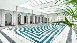 Strandhotel Ahlbeck Swimming Pool