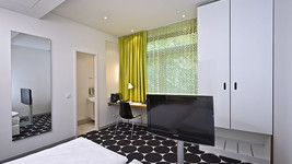 Double room Tryp by Wyndham Frankfurt