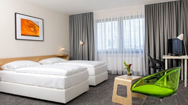 Tryp by Wyndham Frankfurt Double Room