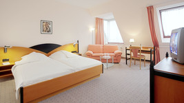 Tryp by Wyndham Kassel City Centre Doppelzimmer