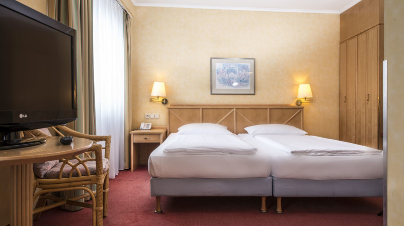 Tryp by Wyndham Koeln City Centre Double room