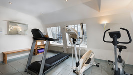 Tryp by Wyndham Koeln City Centre gym