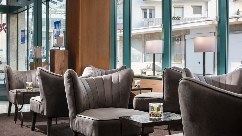 Tryp by Wyndham Koeln City Centre Lobby