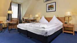 Tryp by Wyndham Luebeck Aquamarin Double room