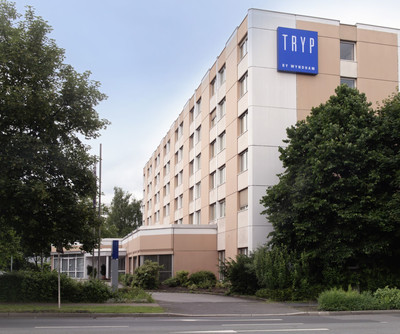 Tryp by Wyndham Wuppertal Exterior