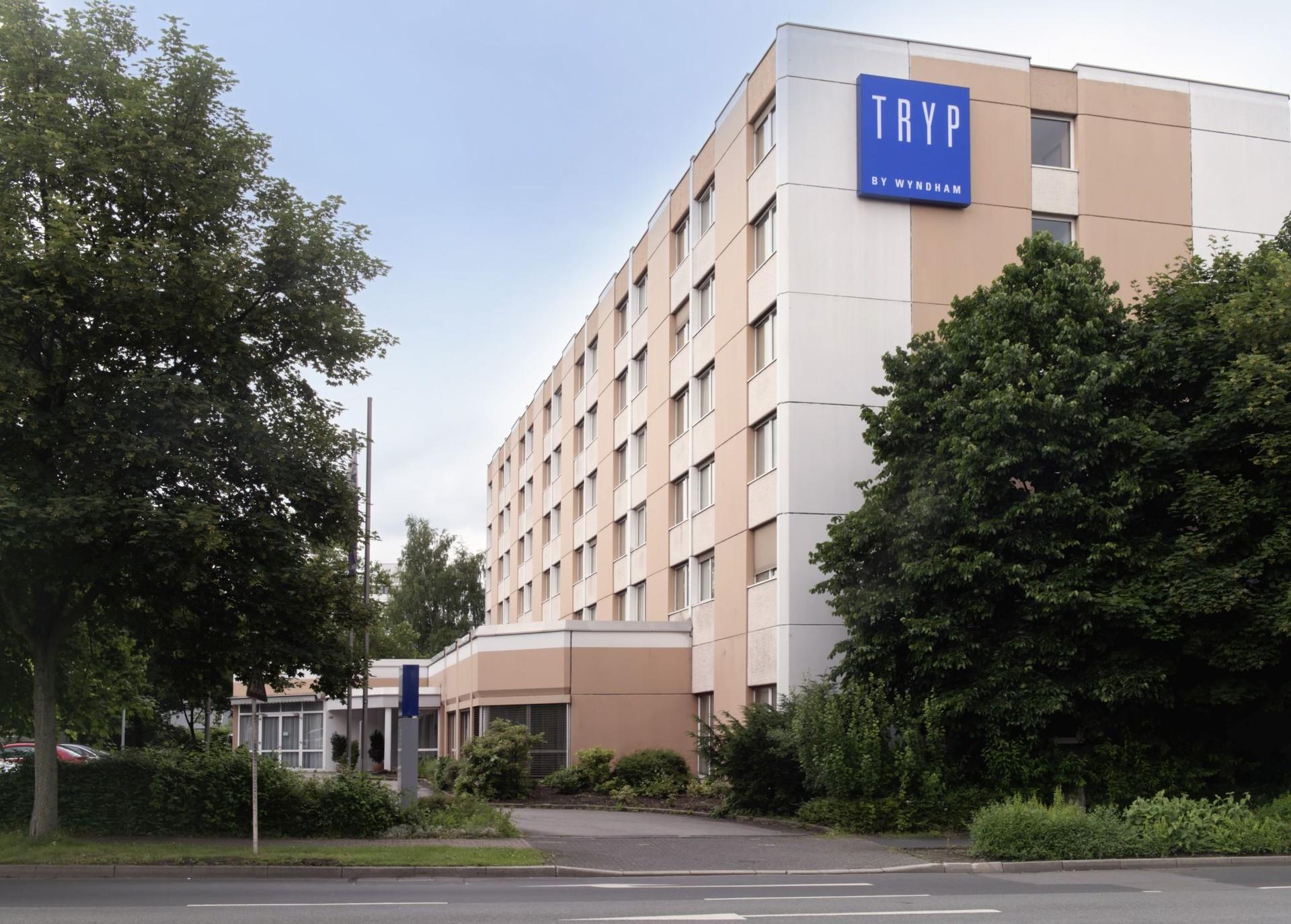 Tryp by wyndham hotel wuppertal 3 star hotel wuppertal for Hotel wuppertal elberfeld