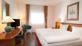 Wyndham Garden Henningsdorf Berlin Double Room