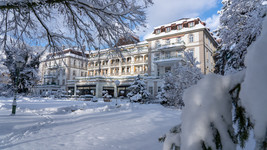 Wyndham Grand Bad Reichenhall Axelmannstein Winter