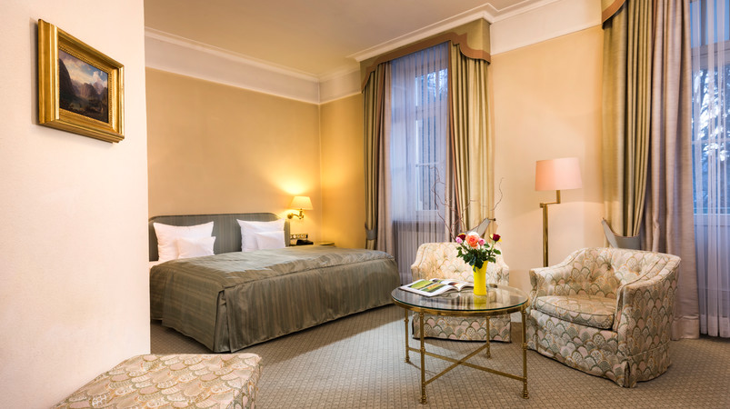 Wyndham Grand Bad Reichenhall Axelmannstein Suite