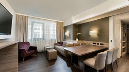 Wyndham Grand Salzburg Conference Centre Business Suite