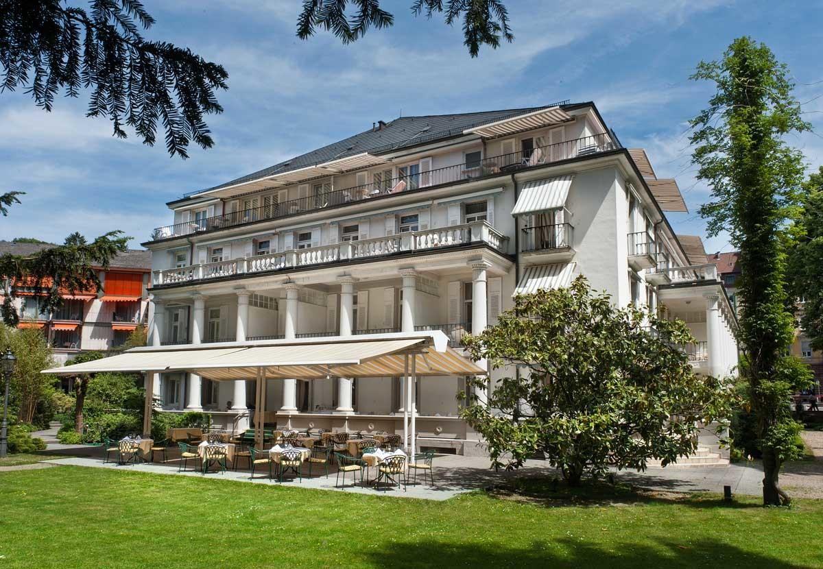 Baden Baden Modernisiert Und Veredelt Gch Hotel Group